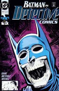Detective Comics (1937 series) #620, NM- (Stock photo)