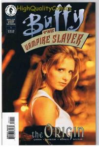 BUFFY the VAMPIRE SLAYER : ORIGIN #1, NM-, Joss Whedon, 1999, more in store
