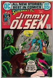 JIMMY OLSEN 151 FN+ July 1972