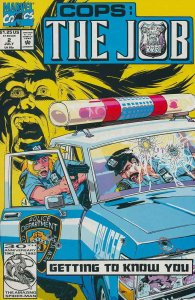 Cops: The Job #2 VF/NM; Marvel | save on shipping - details inside