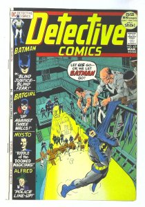 Detective Comics (1937 series) #421, Fine+ (Actual scan)
