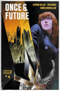 Once & Future #4 (Boom, 2019) NM