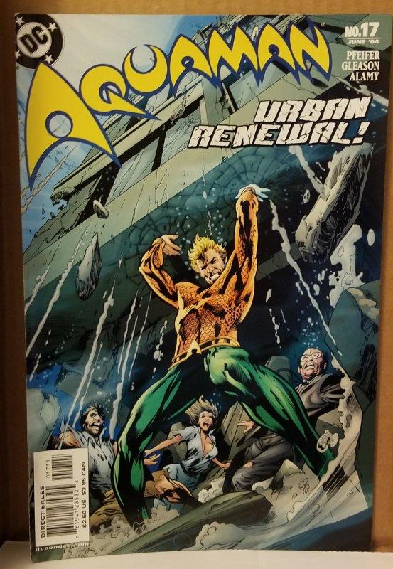 Aquaman #17 (2004)