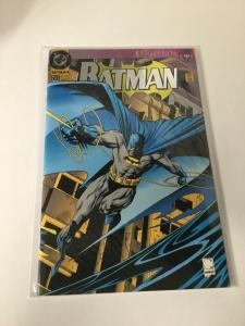 Batman 500 Deluxe NM Near Mint DC Comics