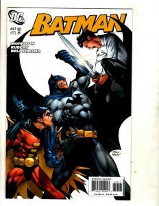 Batman # 657 NM 1st Print DC Comic Book Joker Robin Catwoman Harley Quinn SM8