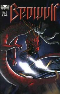 Beowulf (2005 series) #3, NM + (Stock photo)
