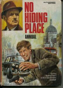 No Hiding Place 1966-Printed in U.K.-TV series-Raymond Francis-VG