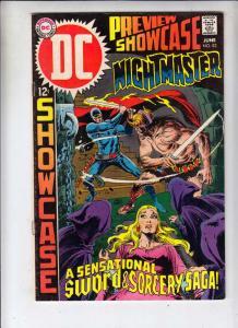 Showcase #83 (Jun-69) VF High-Grade Nightmaster