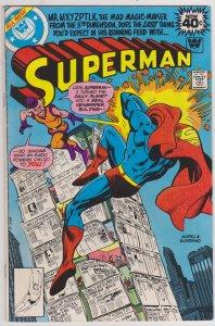 Superman #335 Whitman Variant
