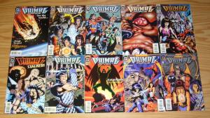 Primal Force #0 & 1-14 VF/NM complete series - steven t. seagle - dc comics set