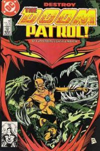 Doom Patrol (1987 series) #2, VF+ (Stock photo)