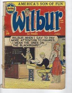 Wilbur 29