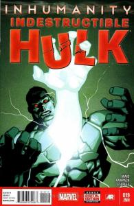 Indestructible Hulk #19 VF; Marvel | save on shipping - details inside