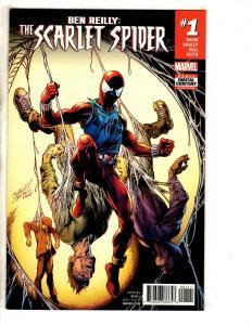 5 Marvel Comics Scarlet Spider 1 Royals 1 X-Men 1 Mangaverse 2 Supernaturals JD3