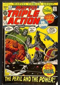 Marvel Triple Action #4