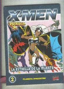 Coleccionable X Men / La Patrulla X numero 02  (subrayado algun credito por d...