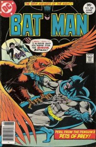 Batman #288 (ungraded) Penguin App Mike Grell stock photo