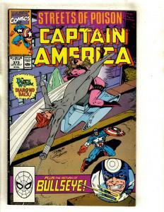 12 Cap America Comics # 373 374 375 376 377 378 379 380 386 392 399 403 EK13
