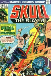 Skull the Slayer #4 FN; Marvel | save on shipping - details inside