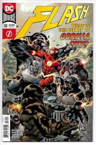 Flash #58 Main Cvr (DC, 2019) NM