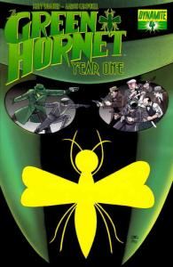Green Hornet: Year One #4A VF/NM; Dynamite | save on shipping - details inside