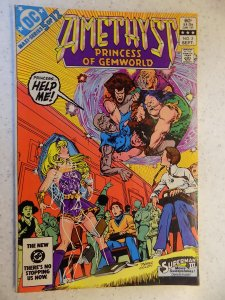AMETHYST PRINCESS OF GEMWORLD # 5