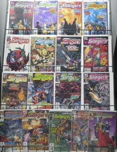 SLINGERS (Marvel, 1998) #1-12, plus Variants and Wizard 0 issue. Spider-Man!VFNM