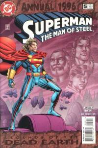 Superman: The Man of Steel Annual #5, NM (Stock photo)