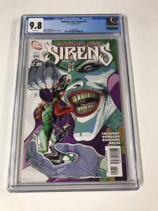 Gotham City Sirens #20 CGC 9.8