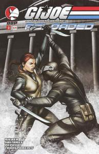 G.I. Joe Reloaded #2 VF/NM; Devil's Due | save on shipping - details inside