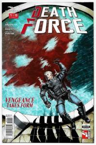 Death Force #1 Cvr D (Zenescope, 2016) NM