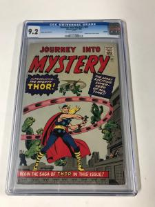 journey into mystery 83 Cgc 9.2 Golden Record Reprint Marvel