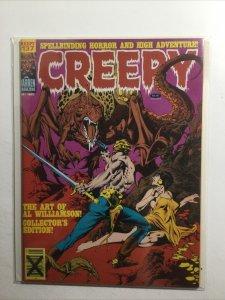 Creepy 137 May 1982 Fine Fn 6.0 Warren Magazine