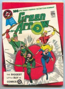 DC Special Blue Ribbon Digest #23 1982- GREEN ARROW- digest