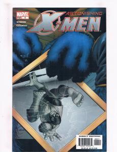 Astonishing X-Men #4 NM Marvel Comics Comic Book Whedon Cassaday 2004 DE32 CH18