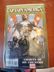 Captain America Theater of War: Ghosts of My Country #1 (2009)