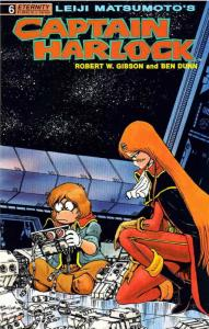 Captain Harlock #6 FN; Eternity | save on shipping - details inside