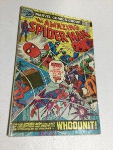 Amazing Spider-Man 155 Vg Very Good 4.0 Marvel Comics