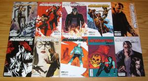 Incorruptible #1-30 VF/NM complete series - B variants  mark waid's irredeemable