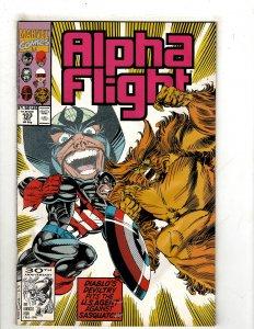 Alpha Flight #103 (1991) YY7
