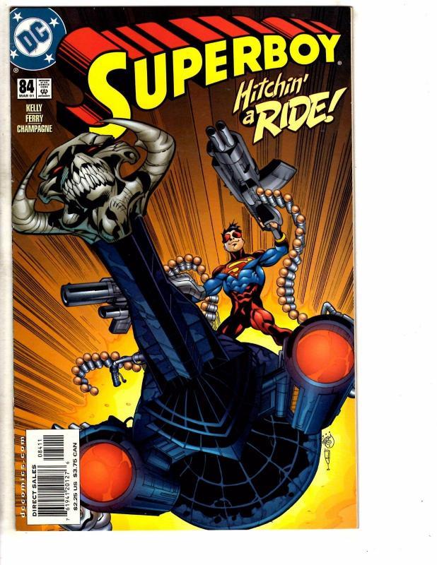 11 Superboy DC Comic Books # 76 78 79 80 81 82 83 84 85 86 87 Superman J214