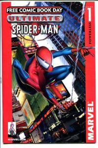 ULTIMATE SPIDER-MAN #1-FREE COMIC BOOK DAY NM