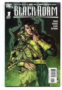 Black Adam #1 2007 comic book First issue 2007 Shazam NM-