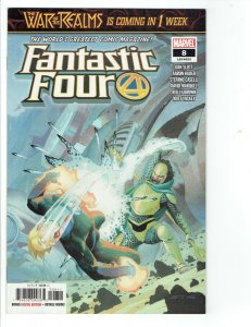Fantastic Four #8 VF/NM (May 2019) Legacy #653 Marvel Comics
