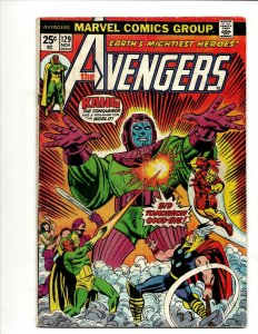 Avengers # 129 FN Marvel Comic Book Hulk Thor Iron Man Captain America BJ1