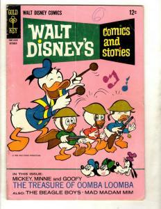 10 Walt Disney's Comics & Stories V27 1 V25 8 10 2 8 V24 7 V26 5 7 9 V30 12 JK4