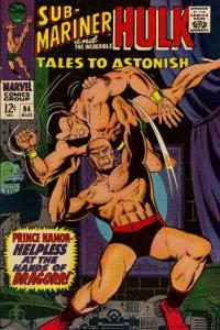 Tales to Astonish (1959 series) #94, Fine- (Stock photo)