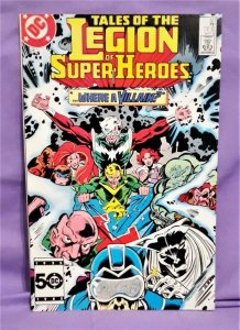 Paul Levitz TALES of the LEGION of SUPER-HEROES #327 Keith Giffen (DC, 1985)!