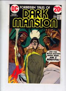 Forbidden Tales of Dark Mansion #9 (Feb-73) NM- High-Grade