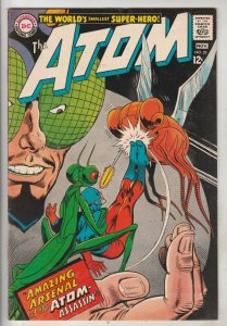 Atom, The #33 (Nov-67) VF/NM High-Grade The Atom